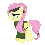 The Fluttershy by thecoltalition