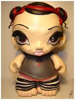 Lola - Munny by Flame-Ivy