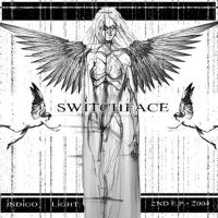 Switchface - CD cover design by mjg