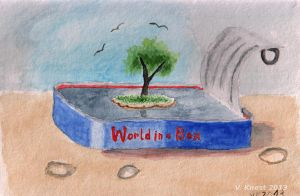 World In A Box by volker03