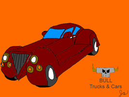 BULL cars and trucks: The BOSS by Hyperwave9000