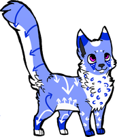 Cat Adopt-CLOSED by Wolfies--Adopts