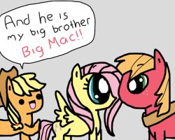 How I met Big Mac by Anabanana100