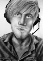 Pewdie by Crimson-rose-x
