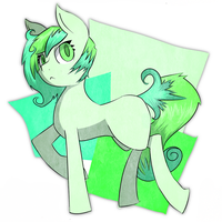 Pony Adoptable by Unit2417