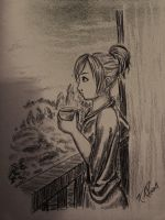 Morning Coffee by SugoiMe
