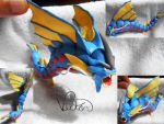 Mega Gyarados by VictorCustomizer