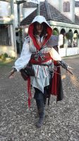 Female Ezio Auditore de Firenze Costume by CaptainMorganTeague