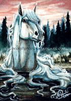 ACEO Beauty or Beast by ShadeofShinon