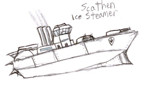 Nor: Scathen Steamer by IrateResearchers