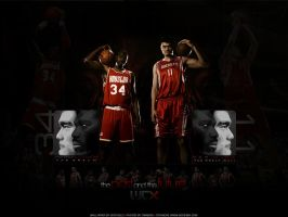 Houston Rockets - past_future by Cotovelo