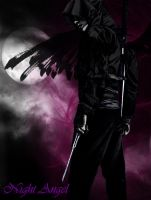 My Night of Retribution by Butterfly-Nightmares