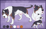 STS Dog - Diesel by ShockTherapyStables