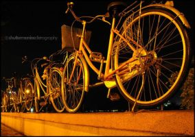 Old Bicycle is Basikal Tua by zxara