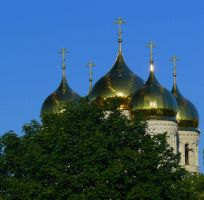 Cathedral Domes by saltov-man