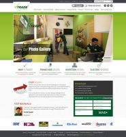 Energy Products Franchise site in wordpress by artistsanju