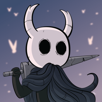 Hollow Knight by GabKT