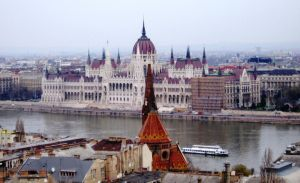 Budapest, Hungary by ordinarygirl1