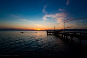 Sunset 21mm Zeiss by atobe