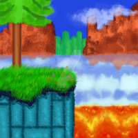 Hill Top Zone by Shadowsfascination