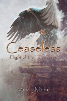 Ceaseless: Flight of the Thunderbird Cover by amarin1