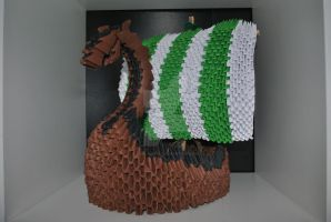 Viking ship Green giant 1 by Orbz-Firefly