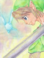 .: Link and Navi :. by ARSugarPie