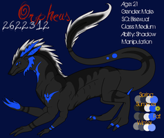 Orpheus #26 by Asenath-Nightroad