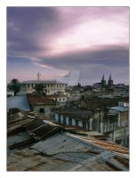Stonetown by barns