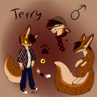 Terry Reference sheet by Letipup