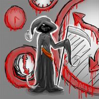 Time Bleeds by leedom111