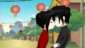 Pucca Funny Love Anime by NekoIre