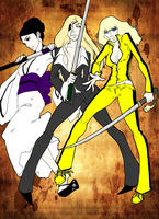 Kill Bill by CrimsonLegacy