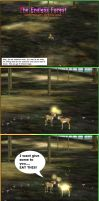 The Endless Forest Comic by ZahninaTheDragon