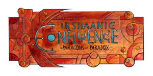 Irshaanic Confluence logo 1 by MallonIllustration