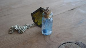 Legend of Zelda Navi Necklace by PunkTrunk