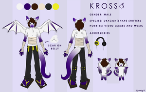 Kross ref commission by ne0nbunny