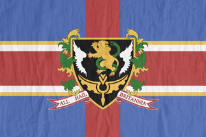 Flag of the Holy Britannian Empire by kriss80858