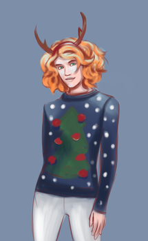 Ugly Sweater by Dianamisu