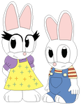 Max and Ruby: My style by MollyKetty