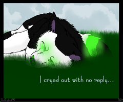 no one cares...do they... by whitewolfspup