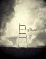 Ladder To Nowhere by Life-For-Sale
