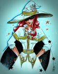 White Witch by mejllano