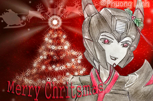 Christmas Card (Silverdo) by Phuong-Linh