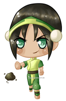 My Name's Toph by RingoYan