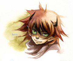 +Young Zafir+ by Frog-VaMp
