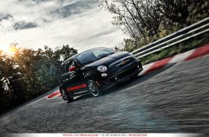 2012 500 Abarth 17 - Press Kit by notbland