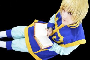 HxH- Kurapika. by PriSuicun