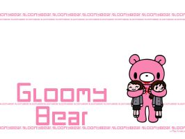 Gloomy Bear by Beloved-chan