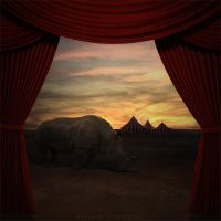 Mysterious circus by Alshain4